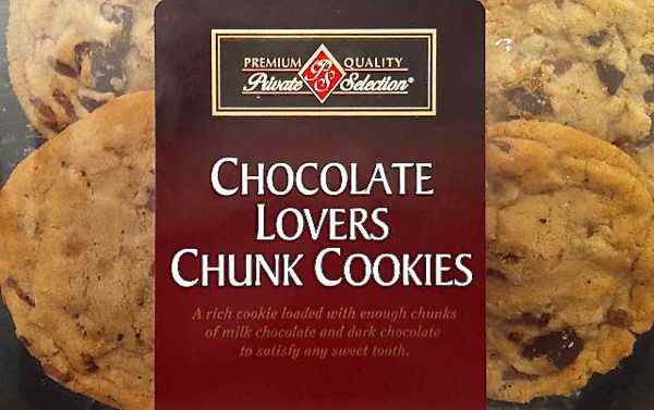 Private Selection Chocolate Chunk Cookies