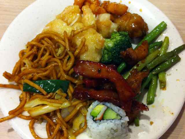 U-Like Asian Buffet
