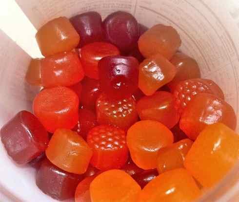 Up & Up Adult Gummy Vitamins