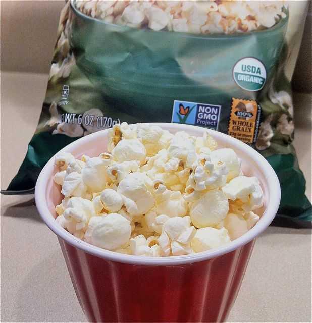 Whole Foods Popcorn