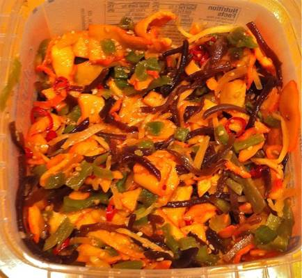 Azuma gourmet Calamari Salad