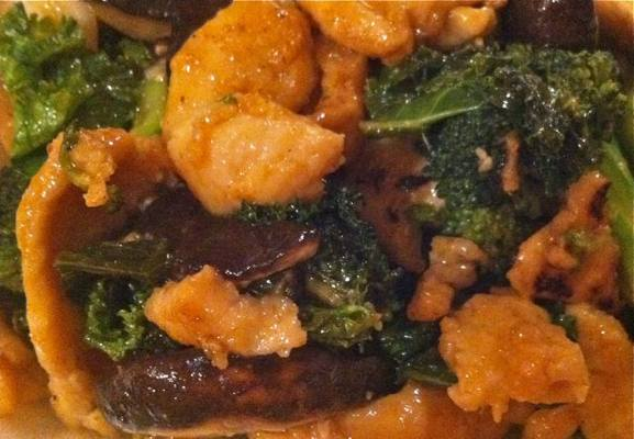 Shiitake Kale Chicken Breast from Panda Express