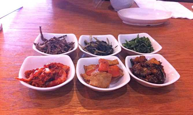 Sides from Asiana Restaurant, West Chester, OH