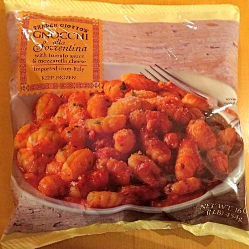 Bag of Trader Giotto's Gnocchi alla Sorrentina
