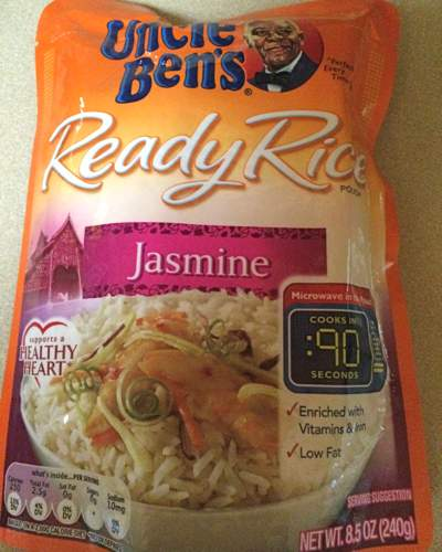 Uncle Ben's Jasmine Rice