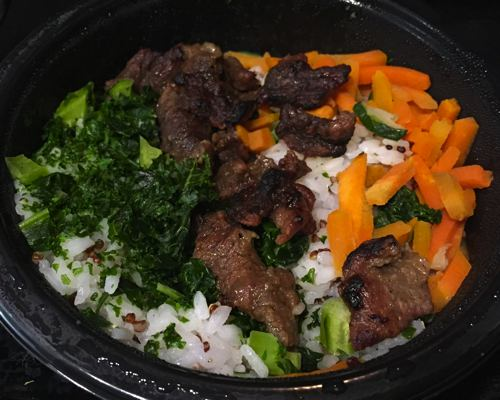 REVIEW – Bibigo: Korean Style Bibimbap Beef (Frozen) from